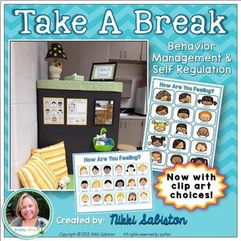 Take A Break - Behavior Management and Self Regulation