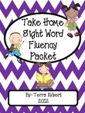 Take Home Sight Word Fluency Packet (Dolch List)