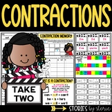 Take Two: Contractions (Worksheets,Games, & Activities)