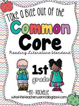 Take a Bite out of the Common Core {Mini Lessons for Readi