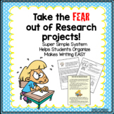 Take the Fear Out of Research Projects