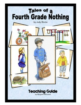 Tales of a Fourth Grade Nothing    A Teaching Pack