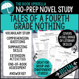 Tales of a Fourth Grade Nothing Novel Study - Judy Blume