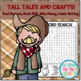 Tall Tales for the Primary Child...Activities and Crafts