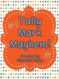 Tally Mark Mayhem (Tally Mark Activities)