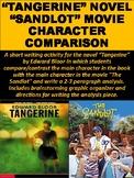 """""""Tangerine"""" Novel, """"Sandlot"""" Movie Character Comparison"""