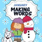 Making Words For January