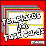 Task Card Templates