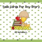 Task Cards for Any Story