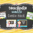 Teachable Walls Combo Pack