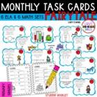 """""""Teacher, I'm Done!"""" Fairy Tale Task Cards"""