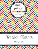 Teacher Planner 2014-2015