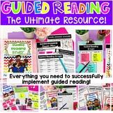 Teacher Reading Binder: Ultimate Resource for any Teacher!