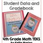 Teacher and Student Data and Gradebook (Texas 4th Grade Ma