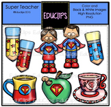 Teacher Appreciation Week Clip Art Freebie #1