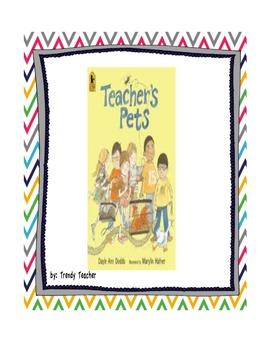 Teacher's Pets flipchart