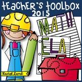 Teacher's Toolbox A Growing Bundle of Random Printables, d
