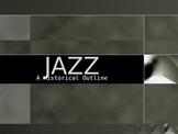 Teaching Jazz powerpoint