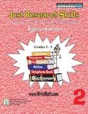 Teaching Research Skills   Dictionary, Encyclopedia, Atlas