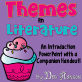 Teaching Theme: An Introduction PowerPoint