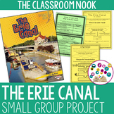 Teaching the Erie Canal with Literature and a Group Project