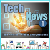 Technology News #1 Activity - Articles Videos