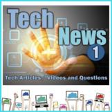 Technology News #1 Activity - Articles Videos