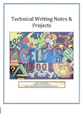 Technical Writing Projects, Activities, and Assessments