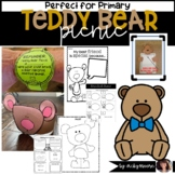Teddy Bear Picnic { Literacy/Math/Snack/Craftivity, etc. Pack }