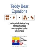 Teddy Bears Equations