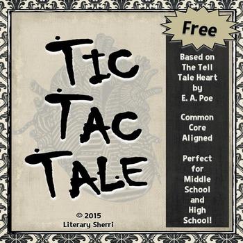 Tell Tale Heart - Tic Tac Tale