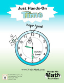 Teaching Telling Time Activities - Kindergarten, 1st and 2