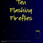 Ten Flashing Fireflies  Interactive Math SMART board Lesson