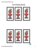 Ten-Frame Cards - Making 10s with Hats