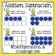 Ten Frame Task Cards: Interactive Math Station for K-2 Classrooms