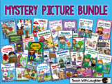 Tens and Ones Mystery Pictures {Bundle}