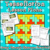 Tessellation Lesson Plans