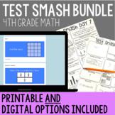 Test Prep 4th Grade Math:Test Smash