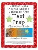 Test Prep ELA Classroom Charts