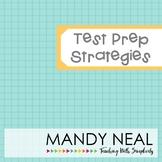 Test Prep Strategies