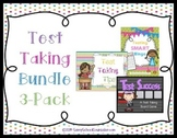 Test Taking Bundle 3-Pack- Savvy School Counselor