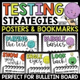 Testing Strategies Bookmarks for Students