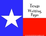 Texas Writing Packet