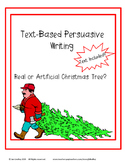 Text-Based Persuasive Writing with the Text