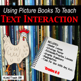 Text Interaction: Interacting Chicken Comprehension Strategy