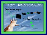 Text Structure Prezi with Handout