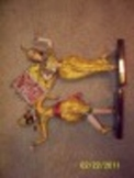 Thai Dancer Dolls Set of 2