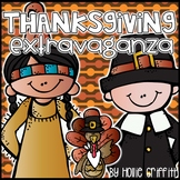 Thanksgiving Extravaganza: Native Americans, Pilgrims, & T