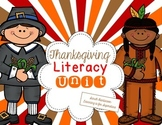 Thanksgiving Literacy Unit