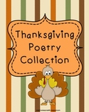 Thanksgiving Poetry Collection